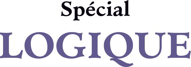 Logo Spécial Logique